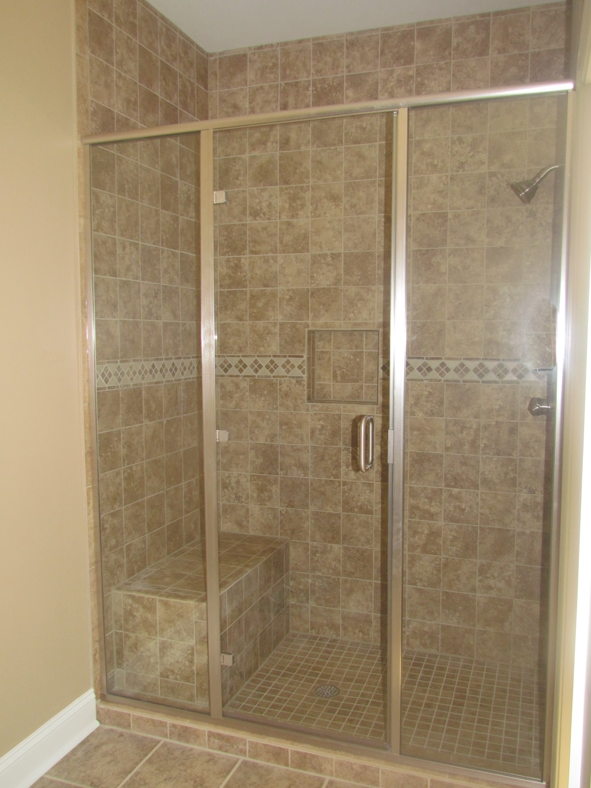 Tile Showers With Glass Doorscool pictures of tiled showers with glass doors esign