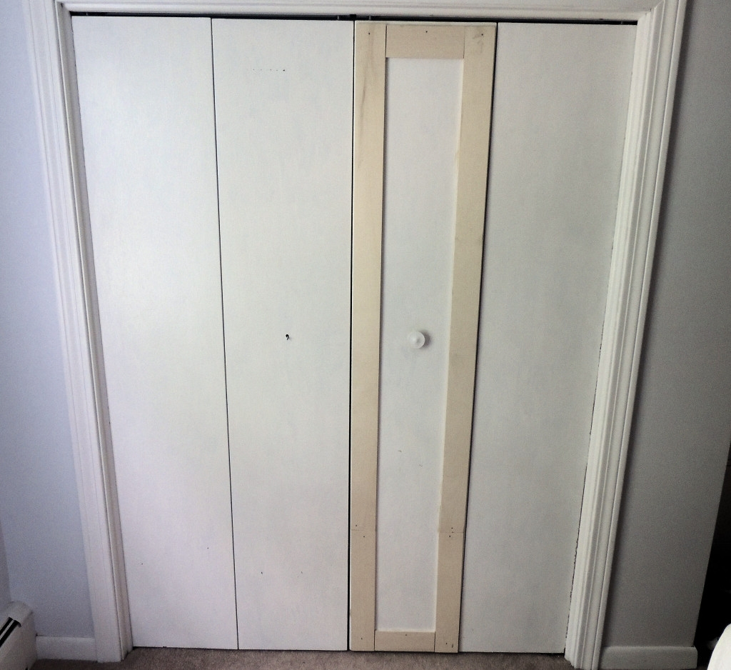 White French Doors For Closet