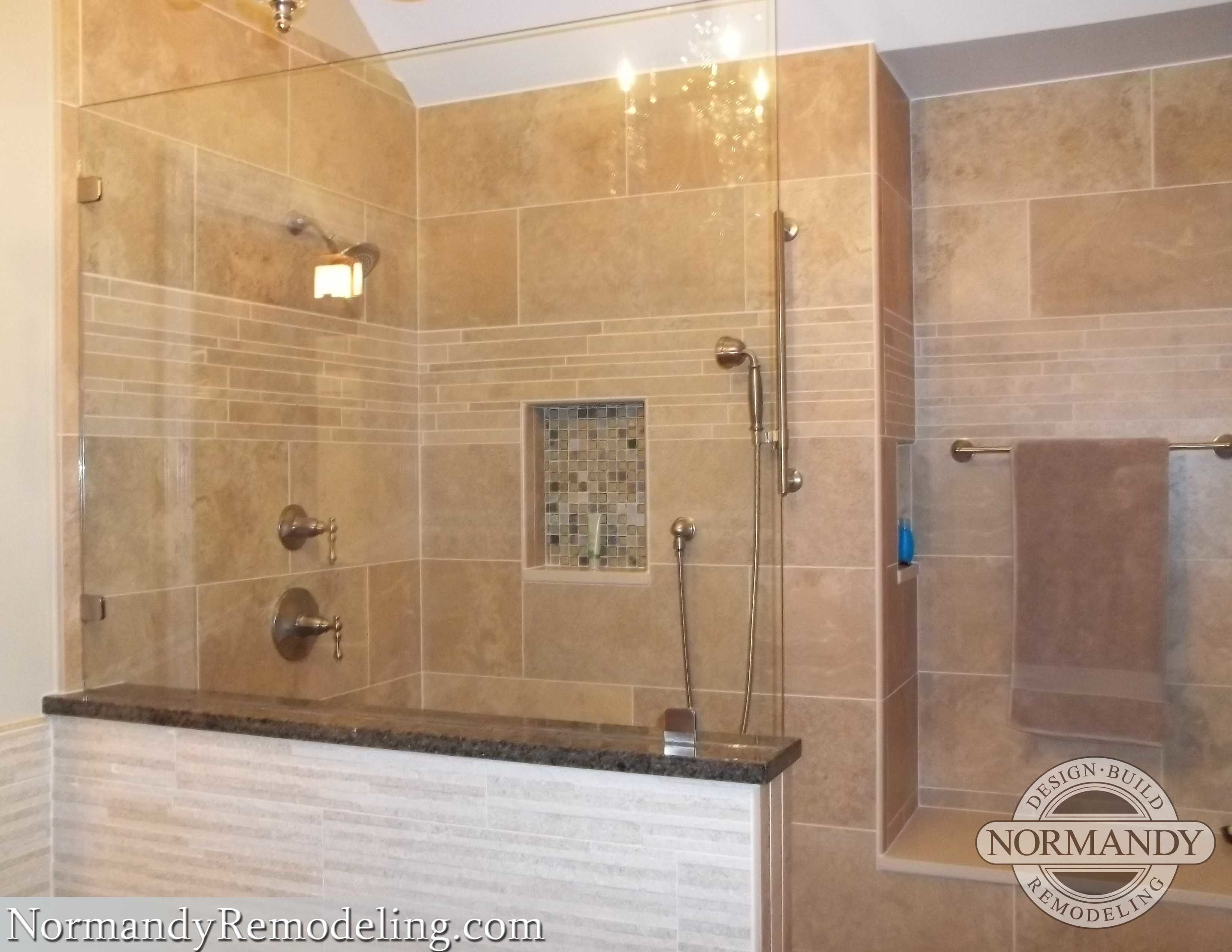 Bathroom Shower Ideas Without Doors