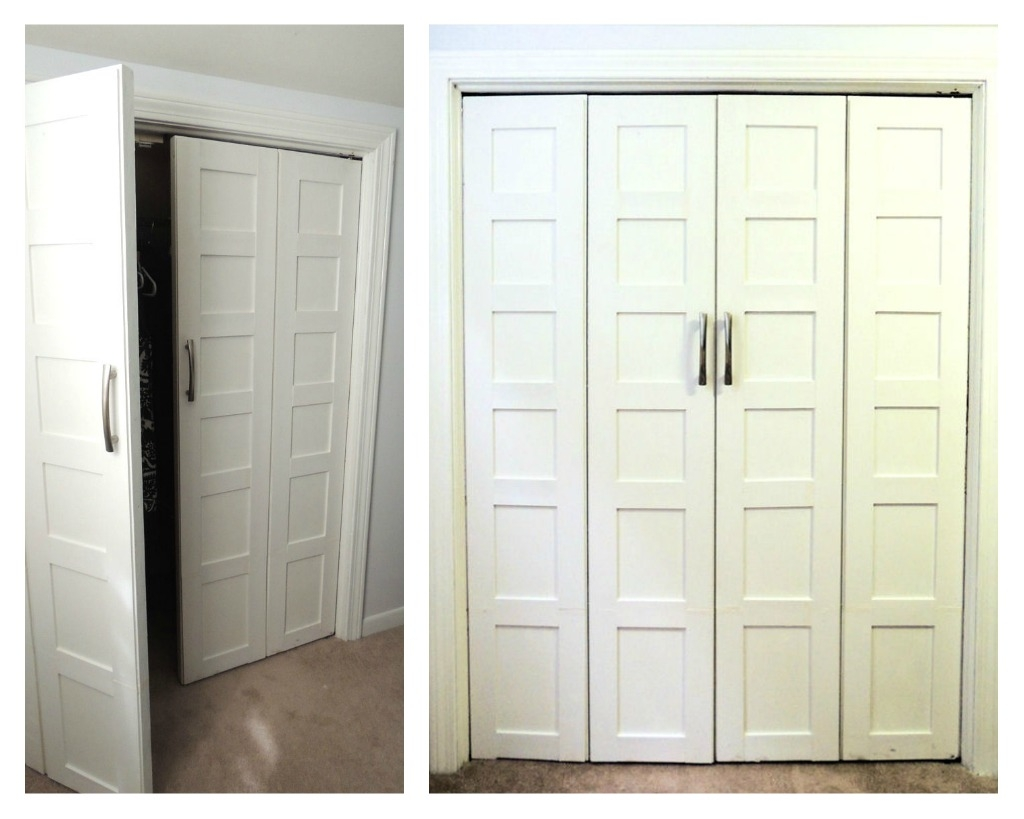 Folding Closet Door Ideas