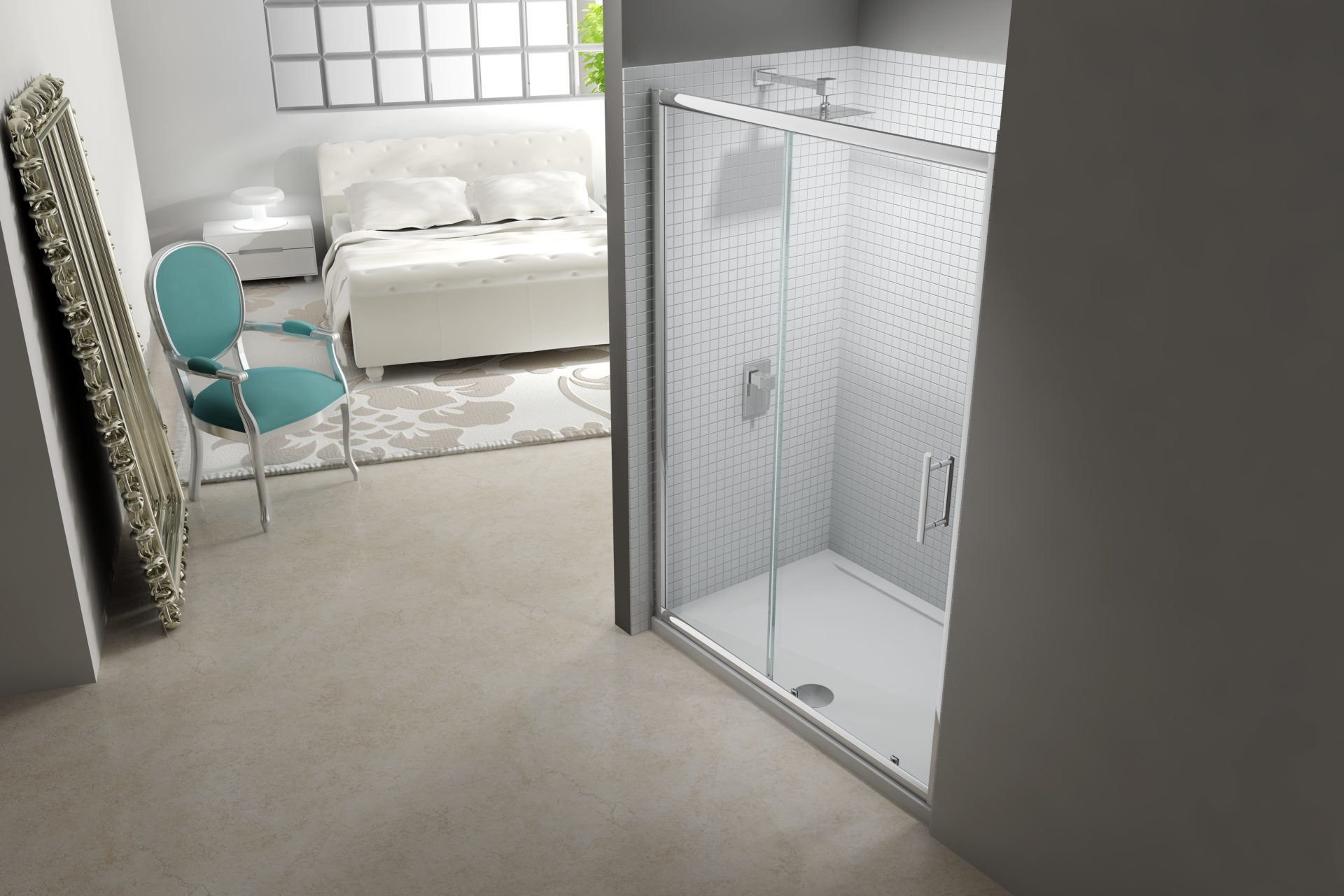 Merlyn Shower Doors Series 6