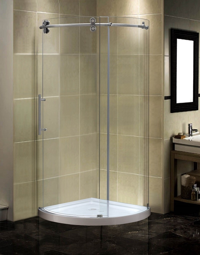 Rounded Shower Doors
