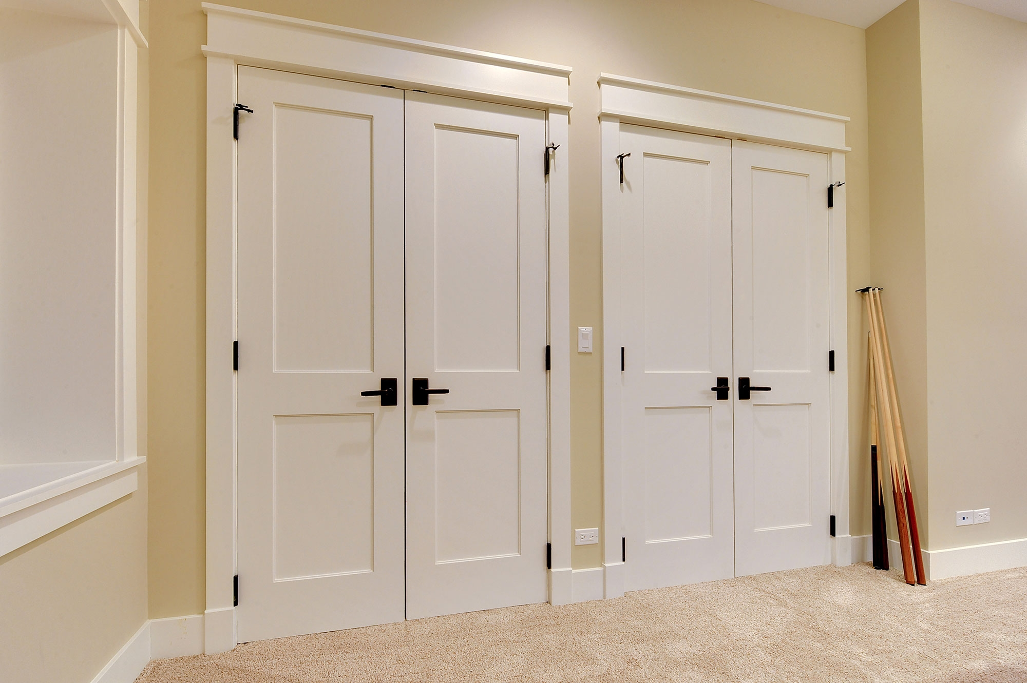 Swinging Closet Doors For Bedrooms