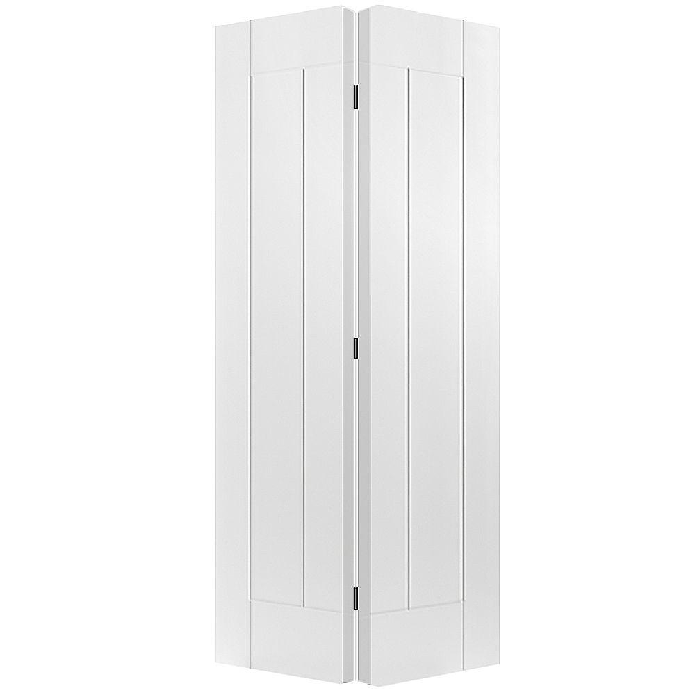 Permalink to 1 Panel Bifold Closet Doors