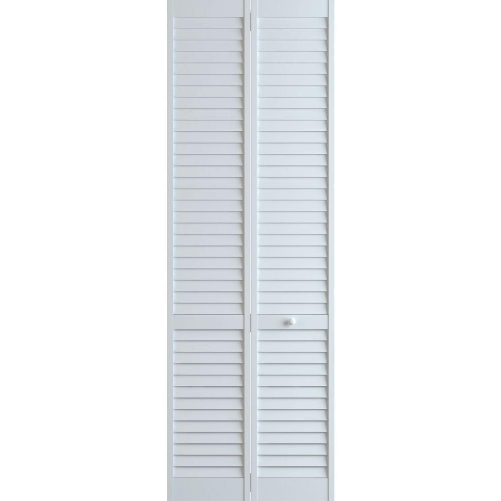 36 Louvered Closet Doors