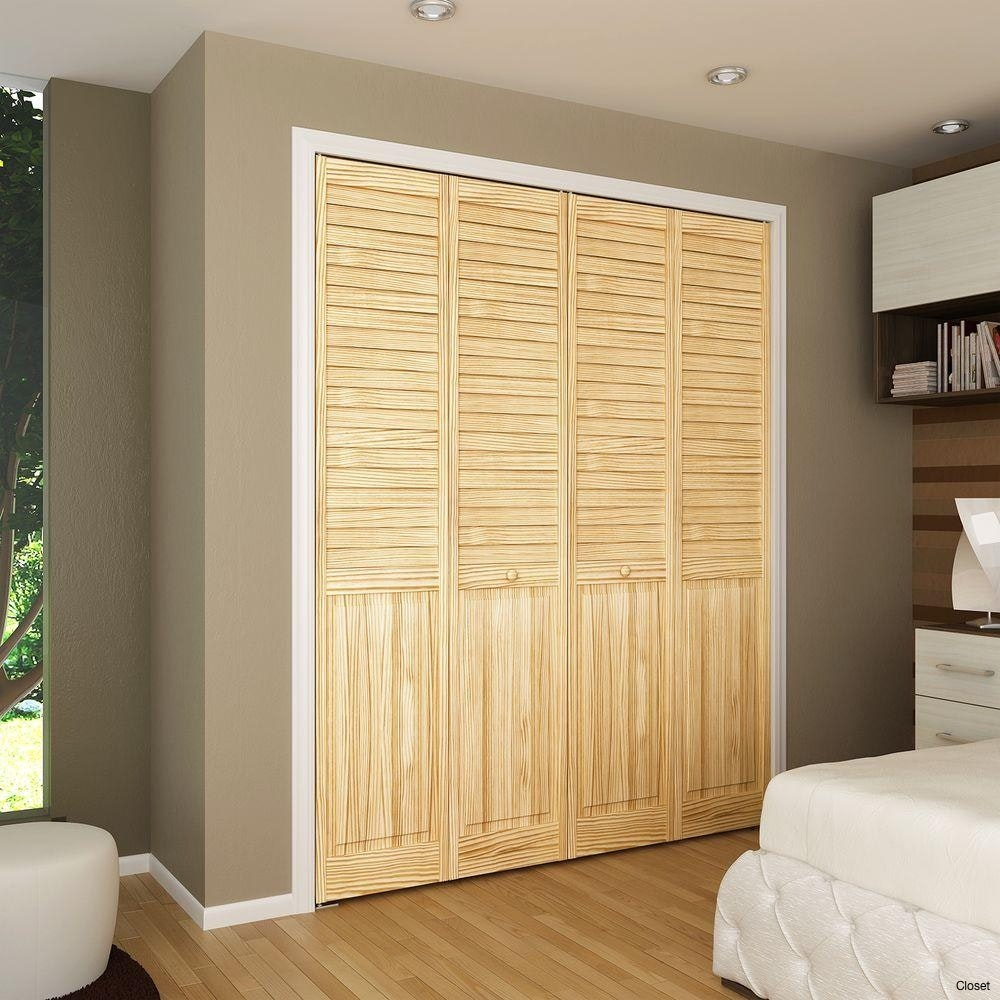 Custom Plantation Closet Doors