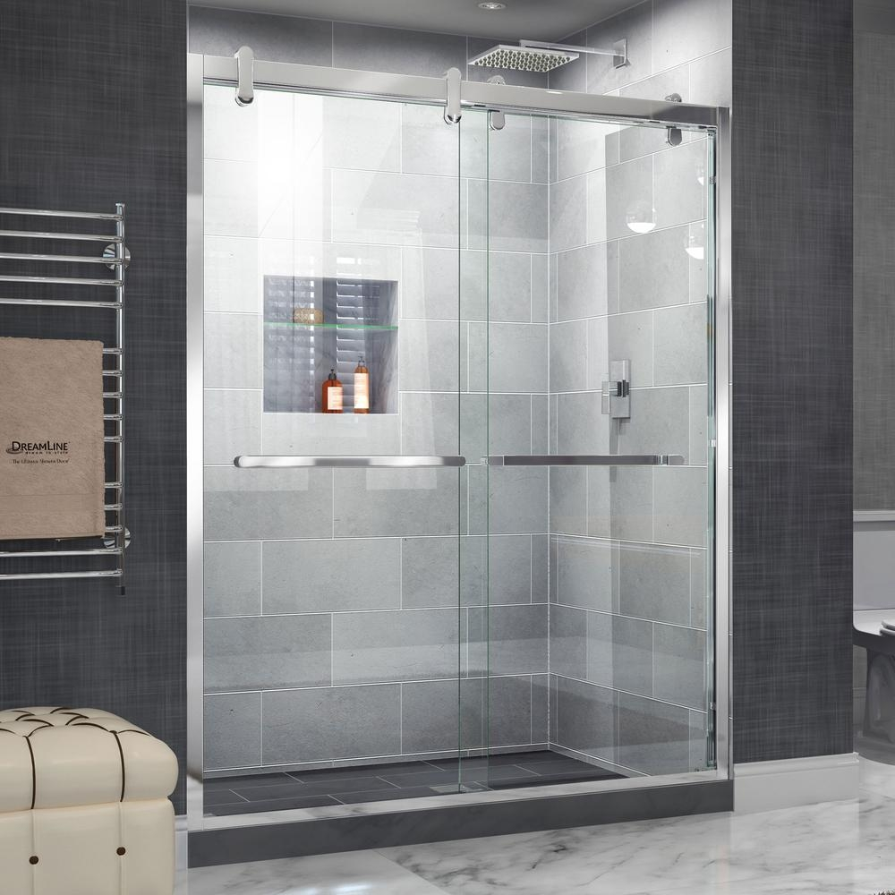Dreamline Rolling Shower Doors