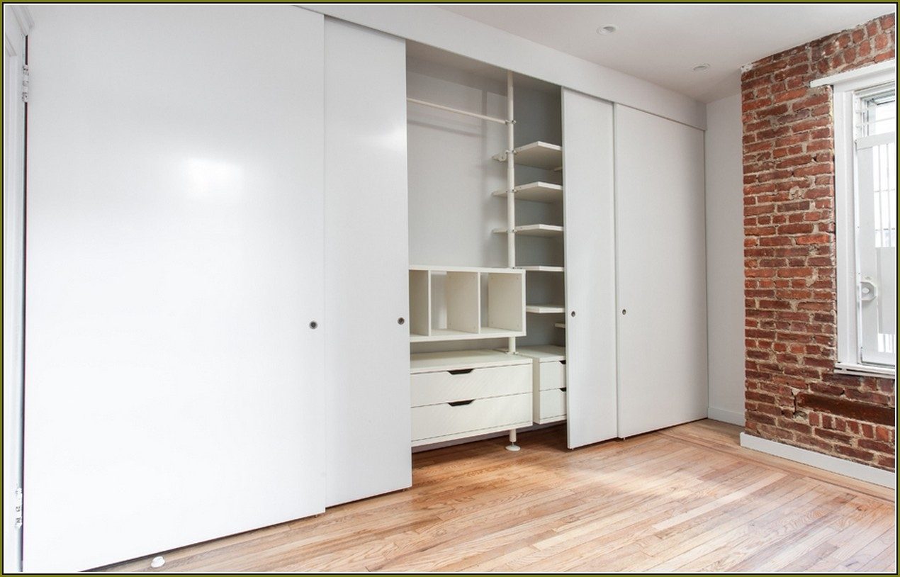 Long Sliding Closet Doors