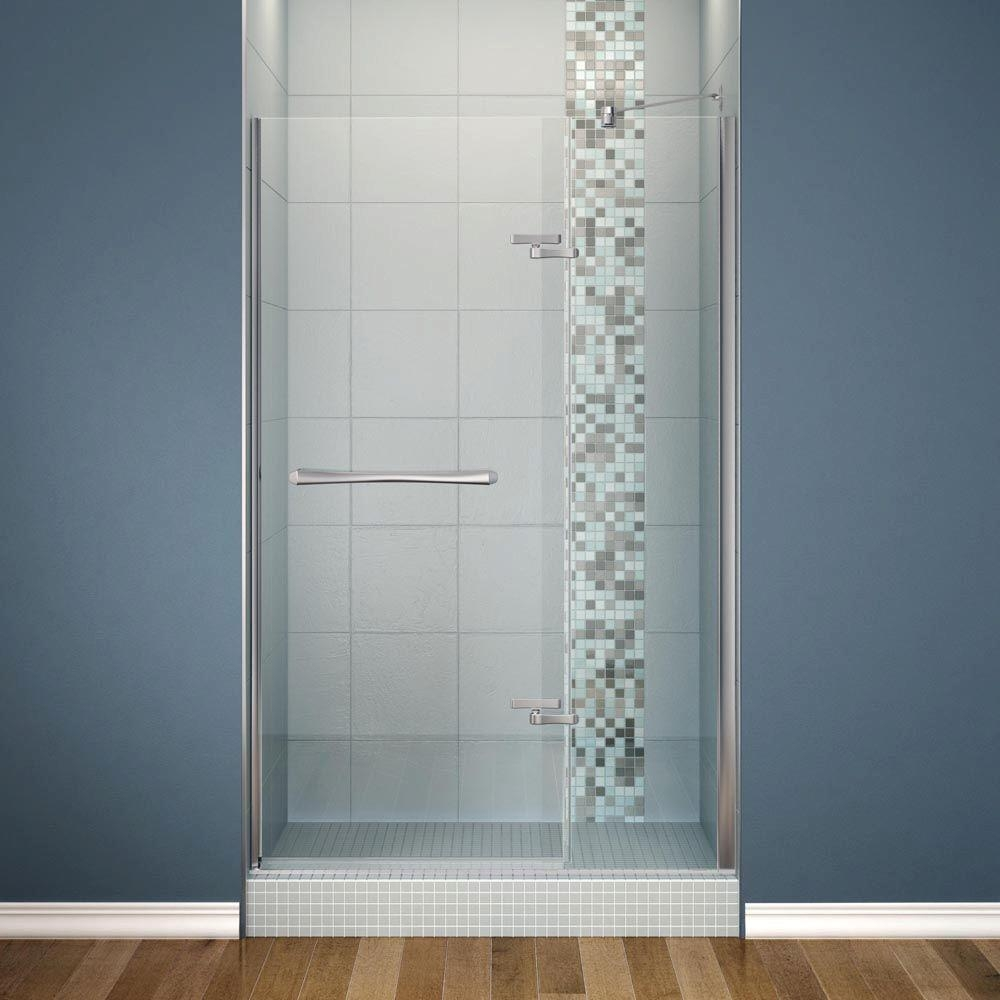 Permalink to Maax Frameless Pivot Shower Door