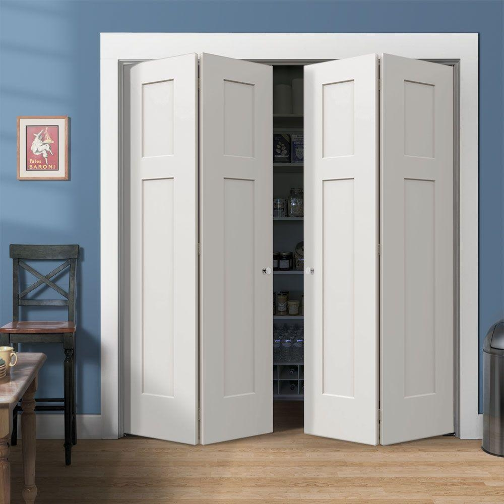 Masonite Bypass Closet Doors
