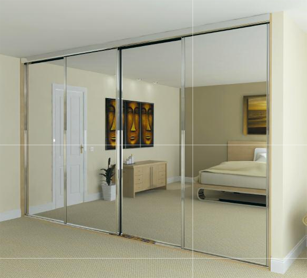 Permalink to Mirrored Sliding Closet Door Handles