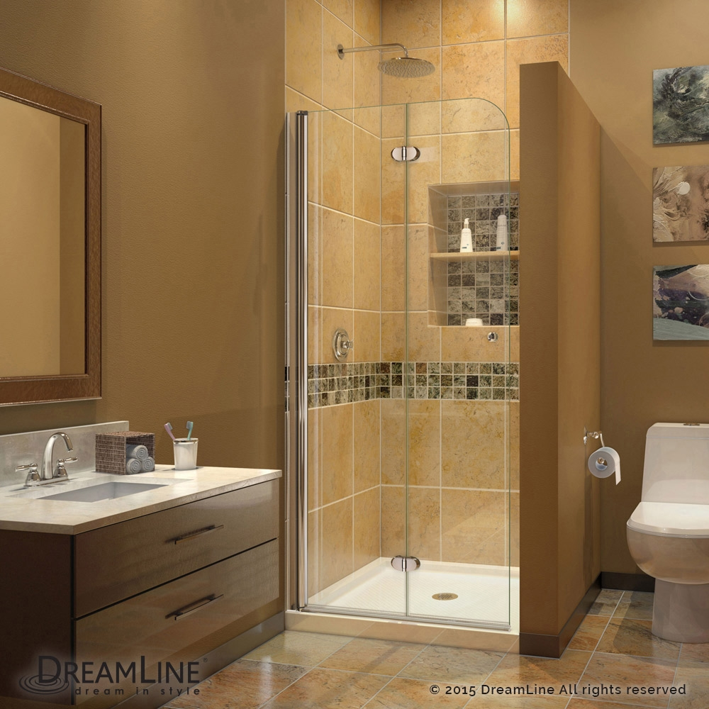 Permalink to Narrow Sliding Shower Doors
