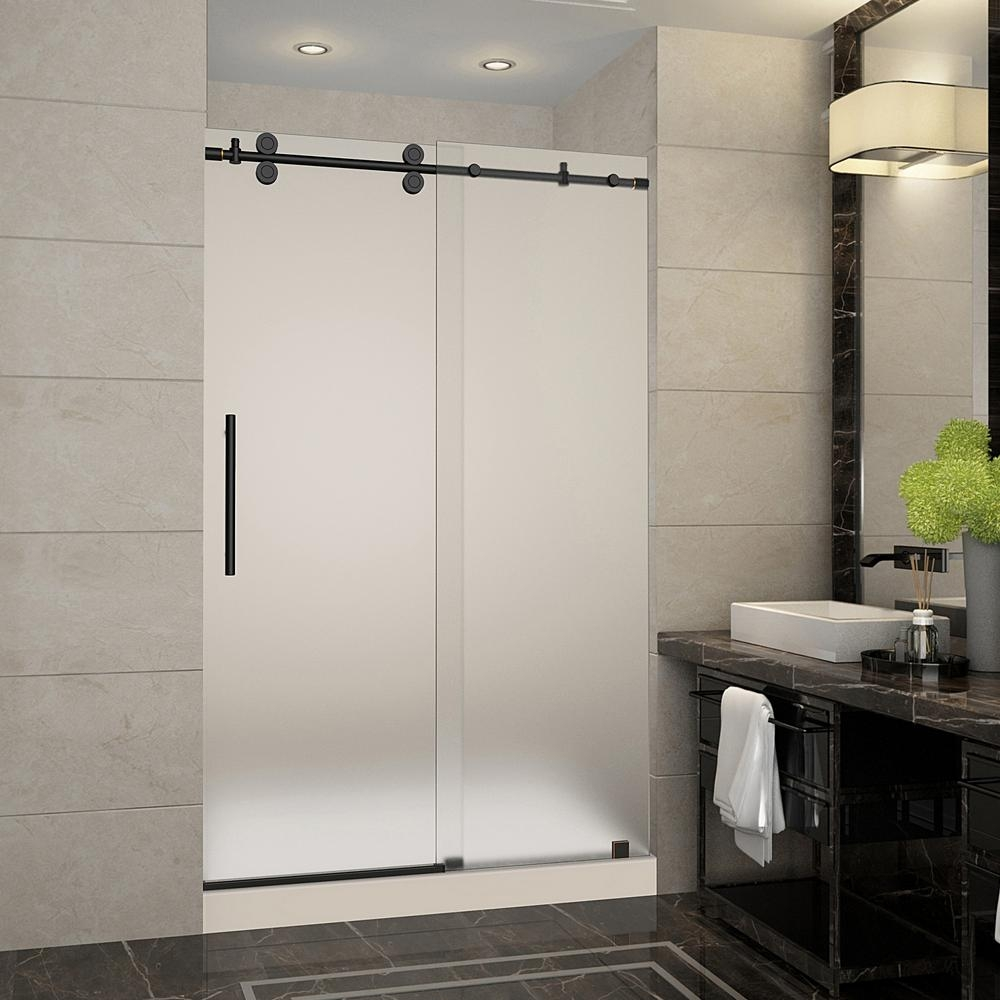 Permalink to Pictures Of Frosted Glass Shower Doors