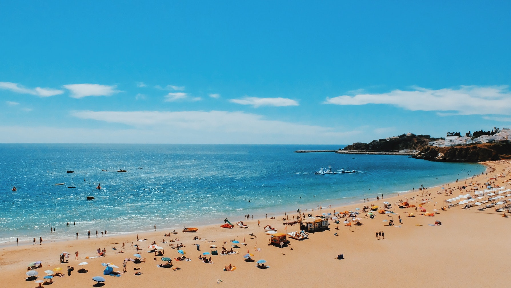 Albufeira beaches & seafood, what else?