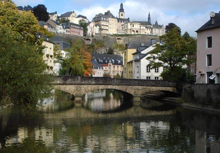Luxembourg small country, great surprises