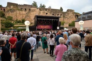 Festival Blues'n Jazz Rallye 2019 in Luxembourg City - Updown