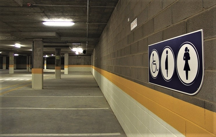 Albufeira Parking lot P1