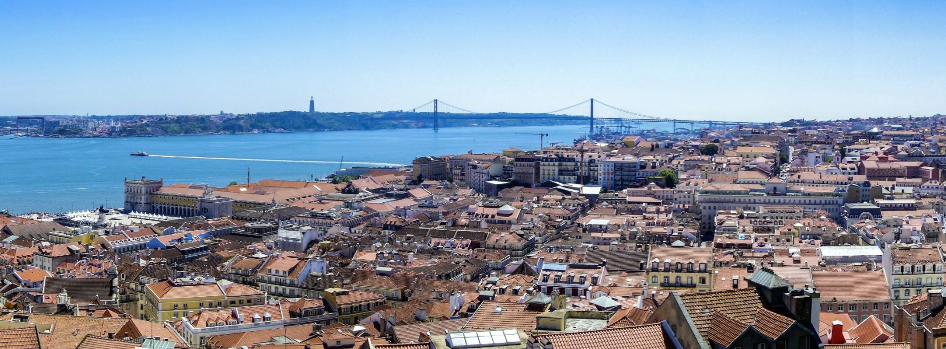 Lisbon the city of seven hills
