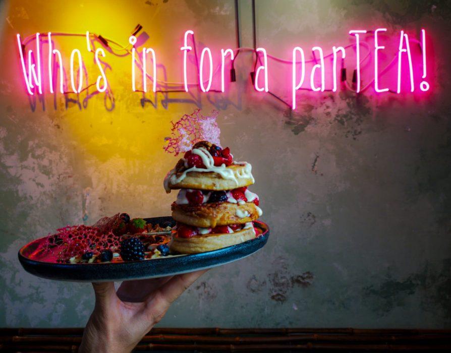 Mr. Stacks - Tea&Pancakes
