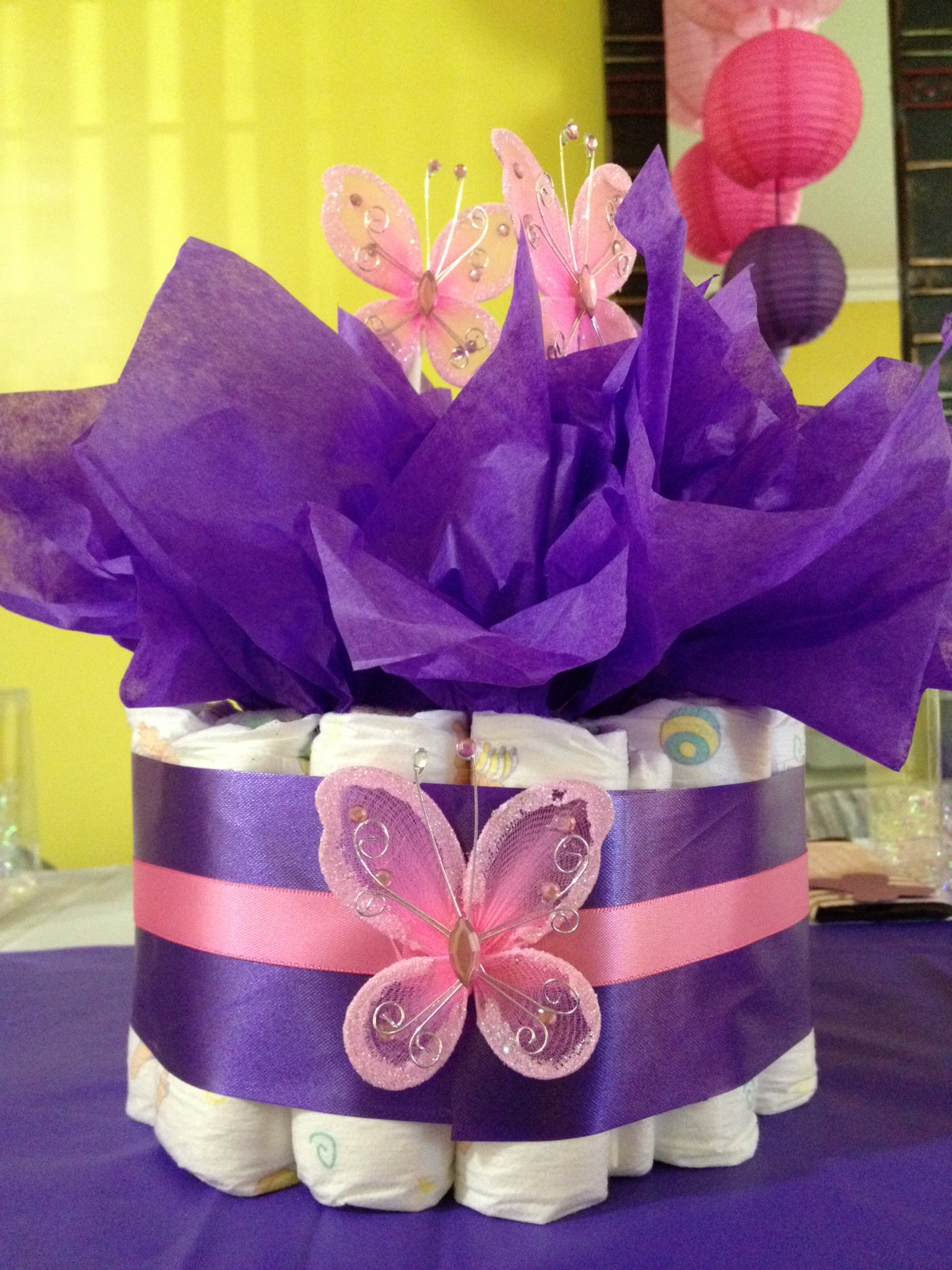 35 Adorable Butterfly Ba Shower Ideas Table Decorating Ideas throughout size 1200 X 1600