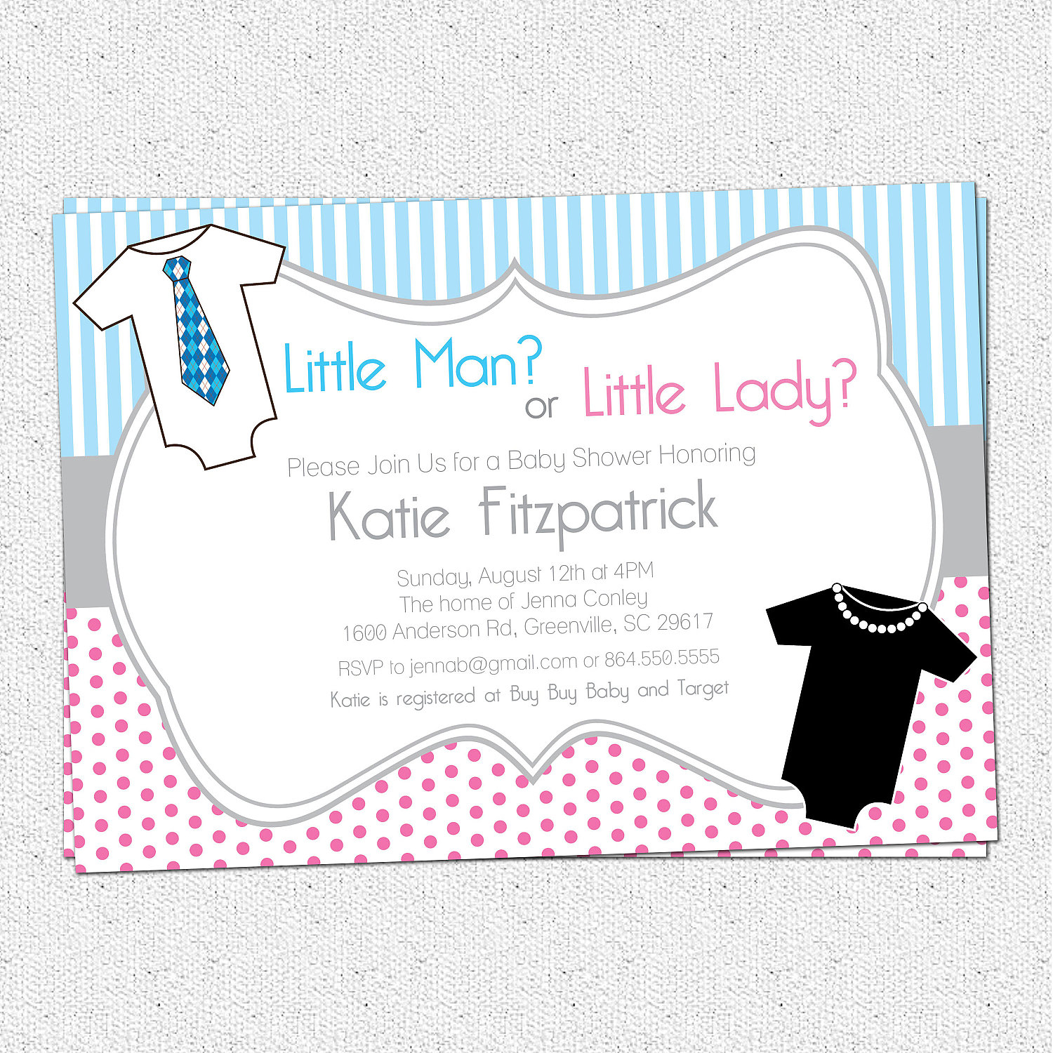 Attractive Gender Neutral Ba Shower Invitations Which You Need intended for proportions 1500 X 1500