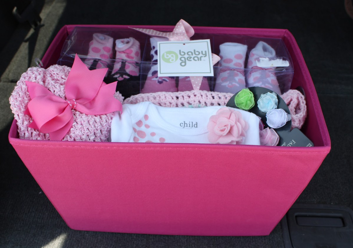 Ba Ba Girl Gift Baskets Startling New Ba Girl Gifts with regard to measurements 1198 X 843