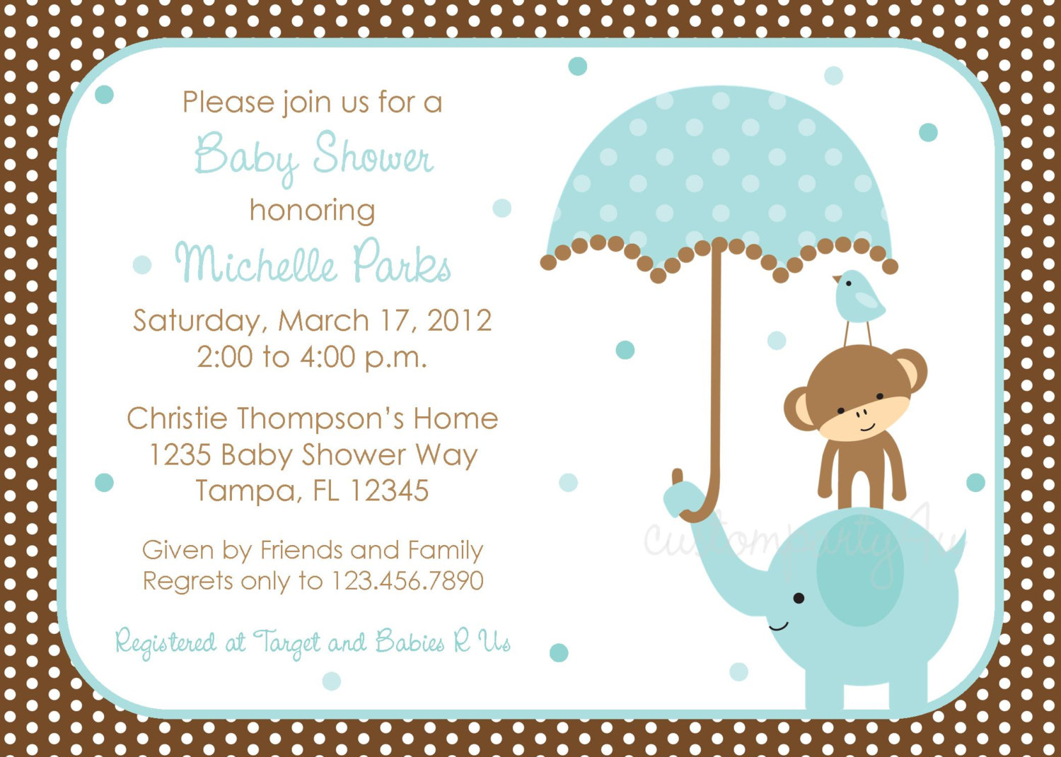 Ba Boy Shower Invitation Ba Boy Shower Invitation For intended for proportions 1500 X 1071