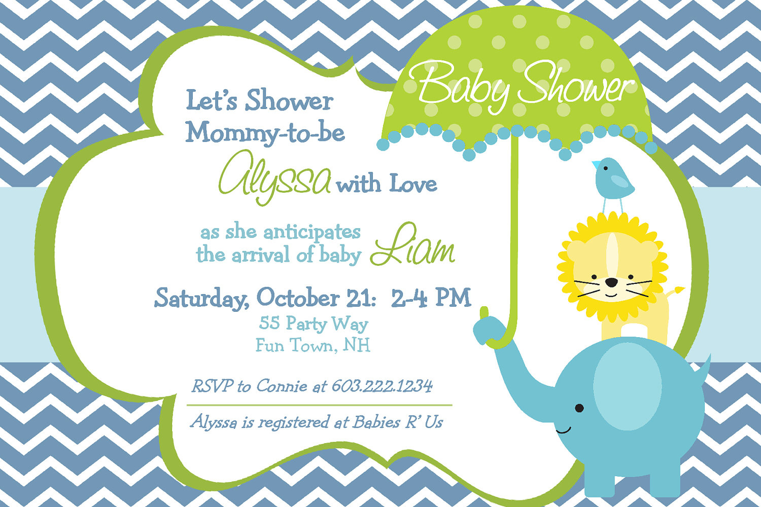Ba Boy Shower Invitation Ba Boy Shower Invitation Using An pertaining to proportions 1500 X 1000