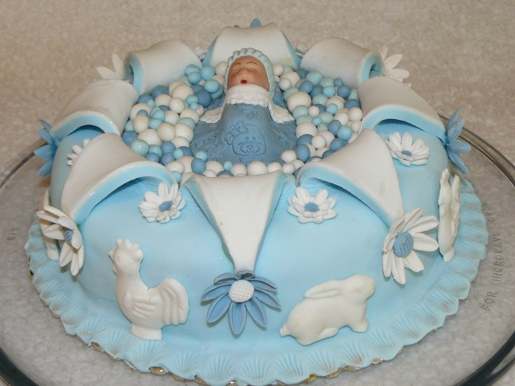 Ba Shower Cake Decorations Ideas Masterly Pics On Natural Boy for size 1024 X 768