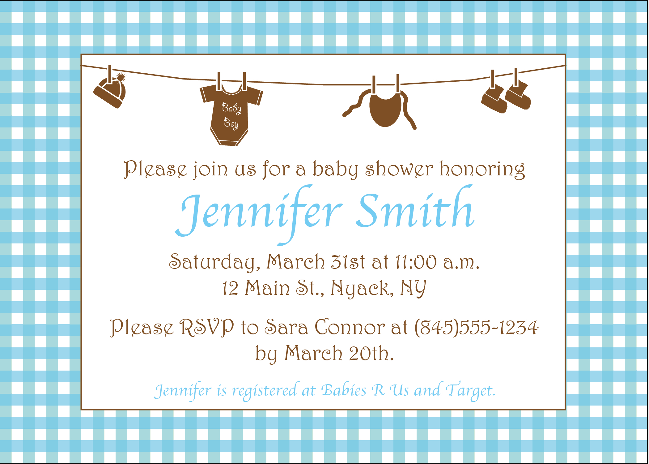 Ba Shower Invitation Examples Ba Shower Invitation Examples pertaining to dimensions 2100 X 1500