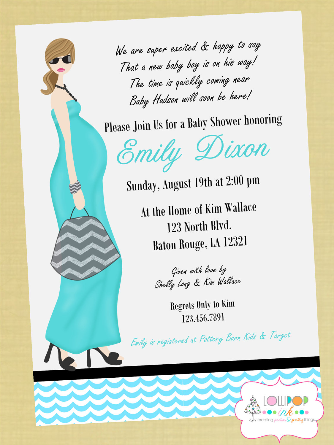Funny Baby Shower Invite Wording Ideas Showers Design