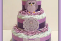 Brilliant Decoration Purple Owl Ba Shower Decorations Marvelous within proportions 986 X 1286