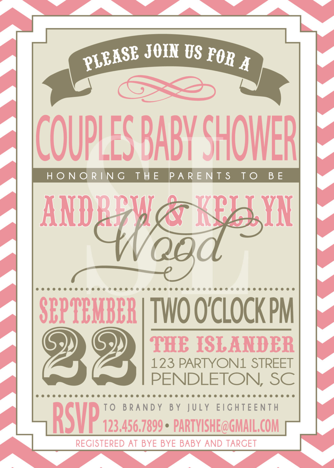 Creative Design Couples Ba Shower Marvellous Invitation Wording for sizing 1071 X 1500