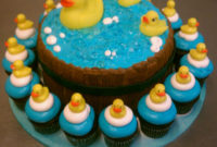 Cupcakes For Rubber Ducky Ba Shower Ideas Ba Shower Ideas with sizing 1280 X 1094