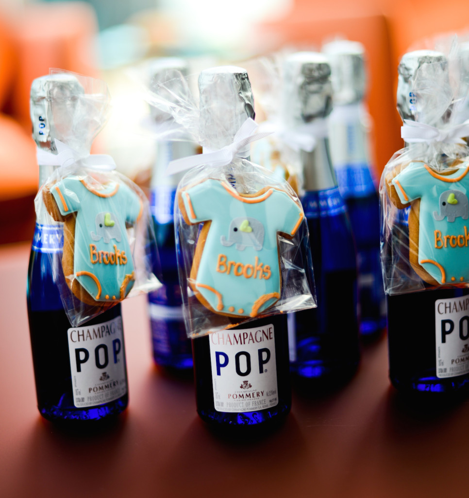 Diy Champagne Party Favors Fashionable Hostess regarding proportions 966 X 1024