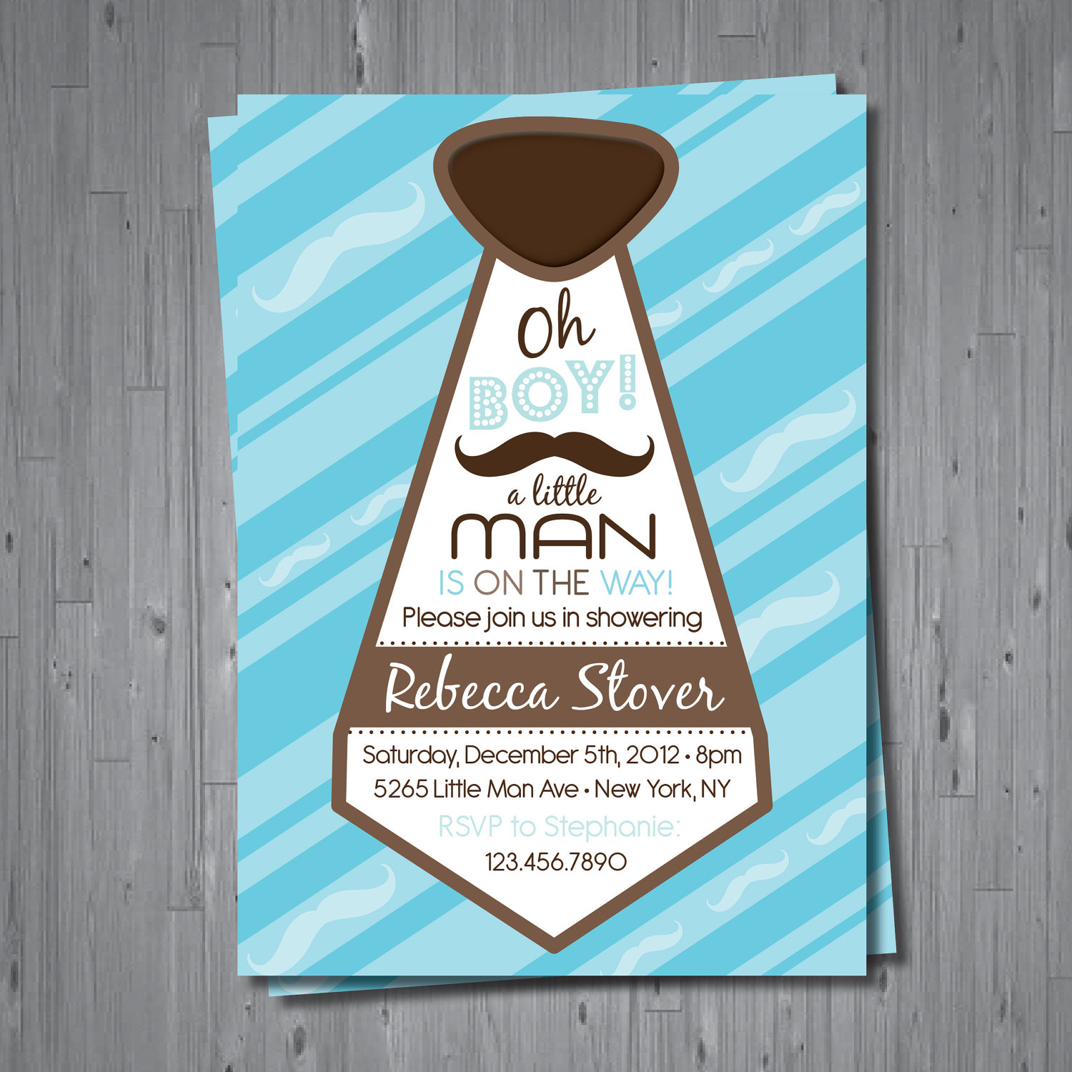 Free Mustache Ba Shower Invitations Templates All Invitations inside dimensions 1500 X 1500