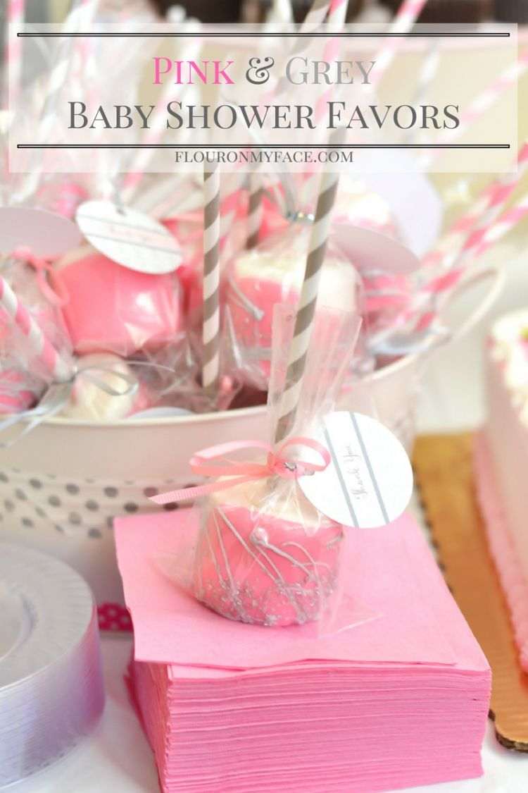 Girl Ba Shower Cake Pops pertaining to dimensions 750 X 1125