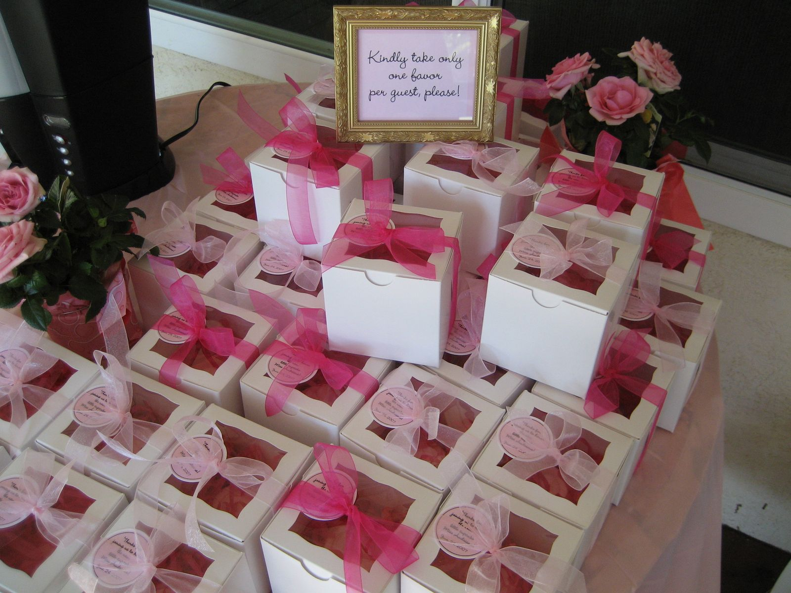 Ideal Diy Ba Shower Gift Ideas Pink Baskets Diy Ba Shower Gift within proportions 1600 X 1200