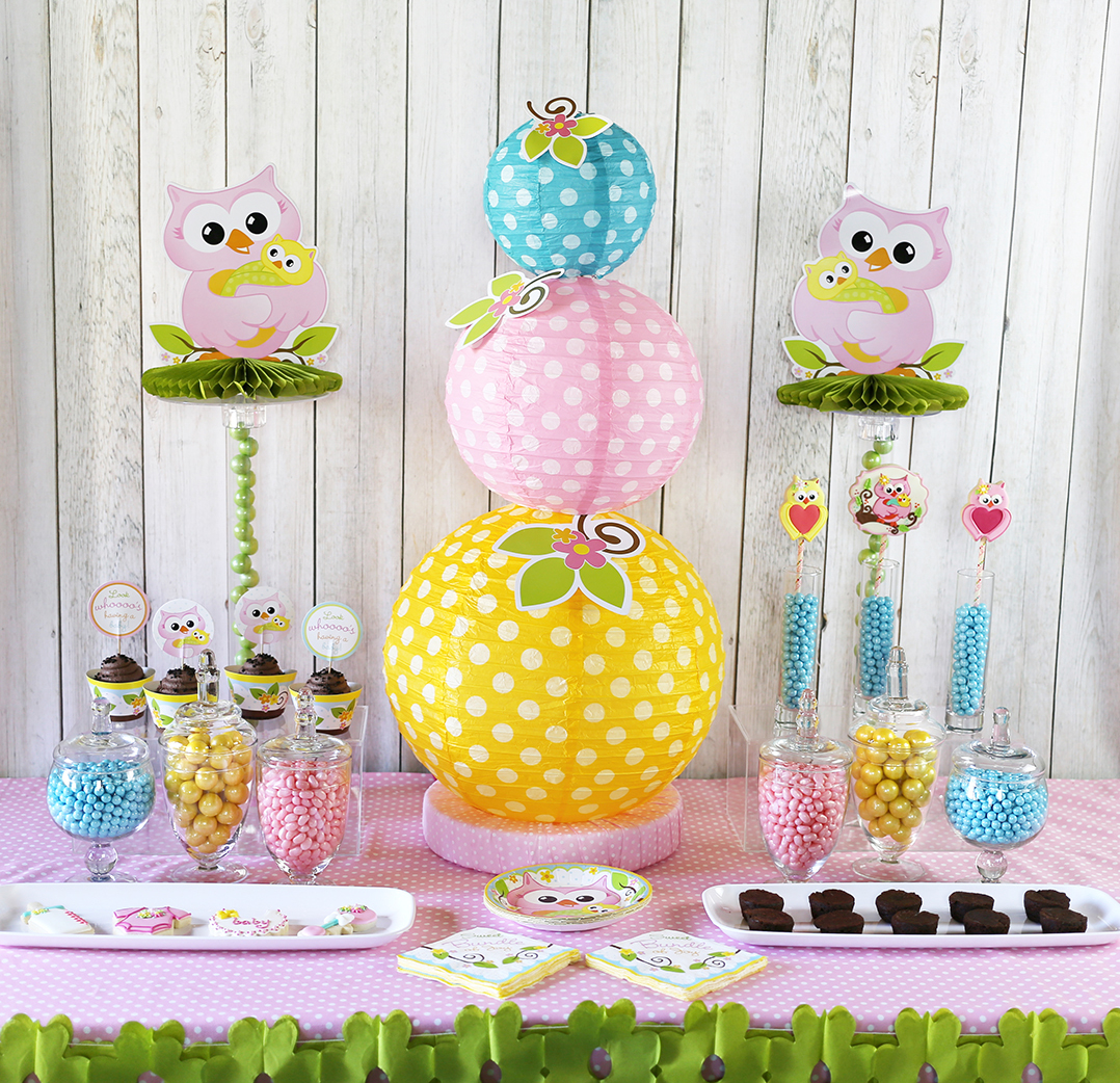 Innovative Ideas Owl Themed Ba Shower Amazing Inspiration Cakes in size 1078 X 1042