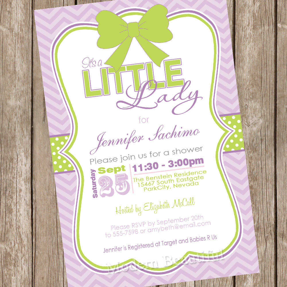 Purple And Lime Green Baby Shower Decorations  from s3.wasabisys.com