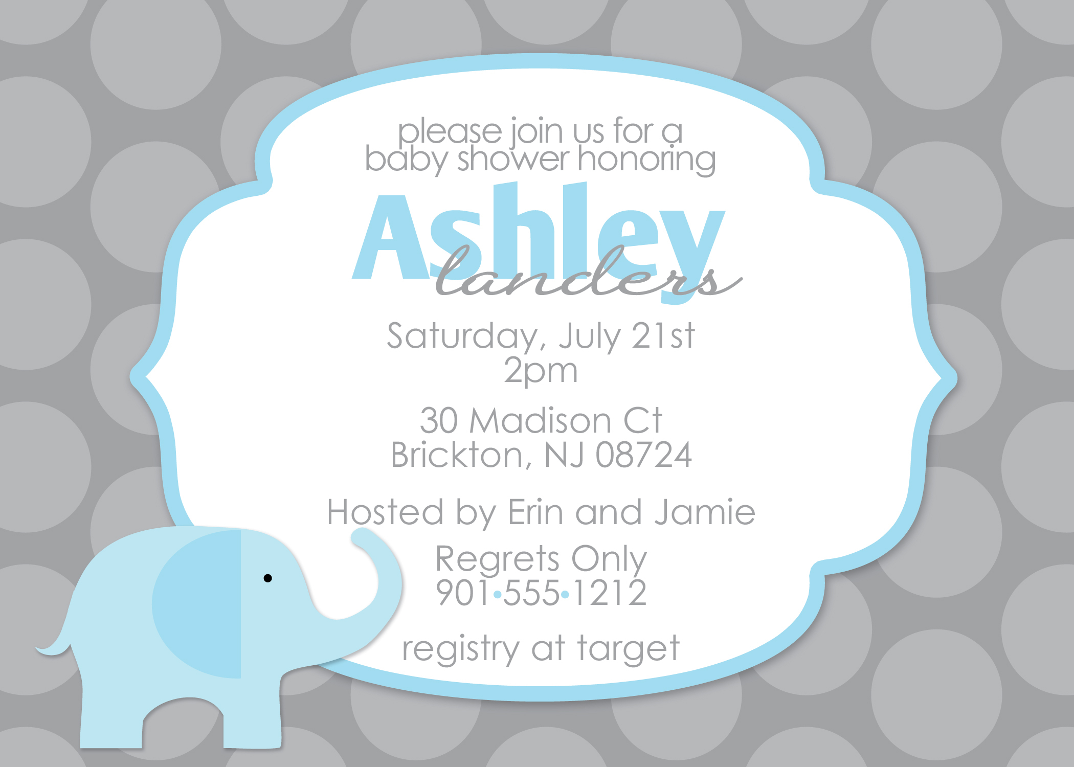 Most Popular Elephant Ba Shower Invitations On This Year with size 2100 X 1500