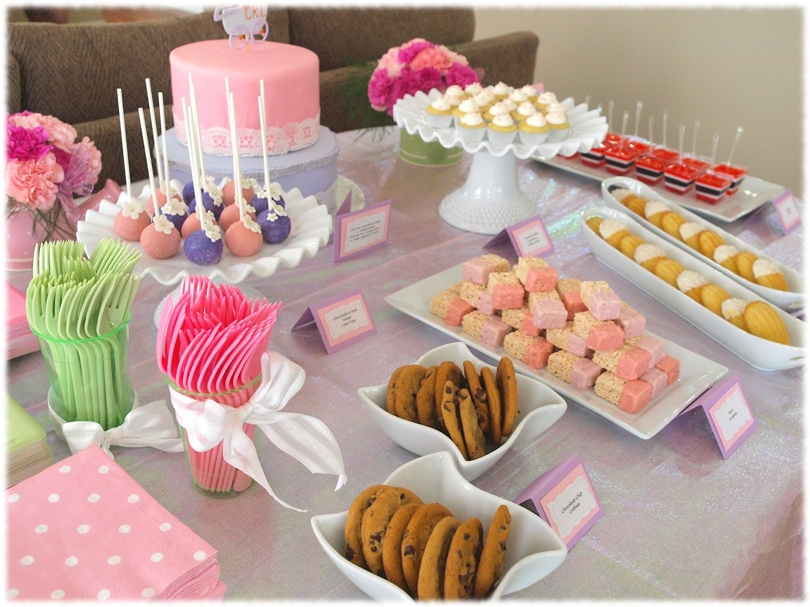Easy Dessert Recipes For A Baby Shower Baby Showers Design