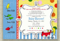 One Fish Two Fish Ba Shower Invitations Theruntime in size 1500 X 1330