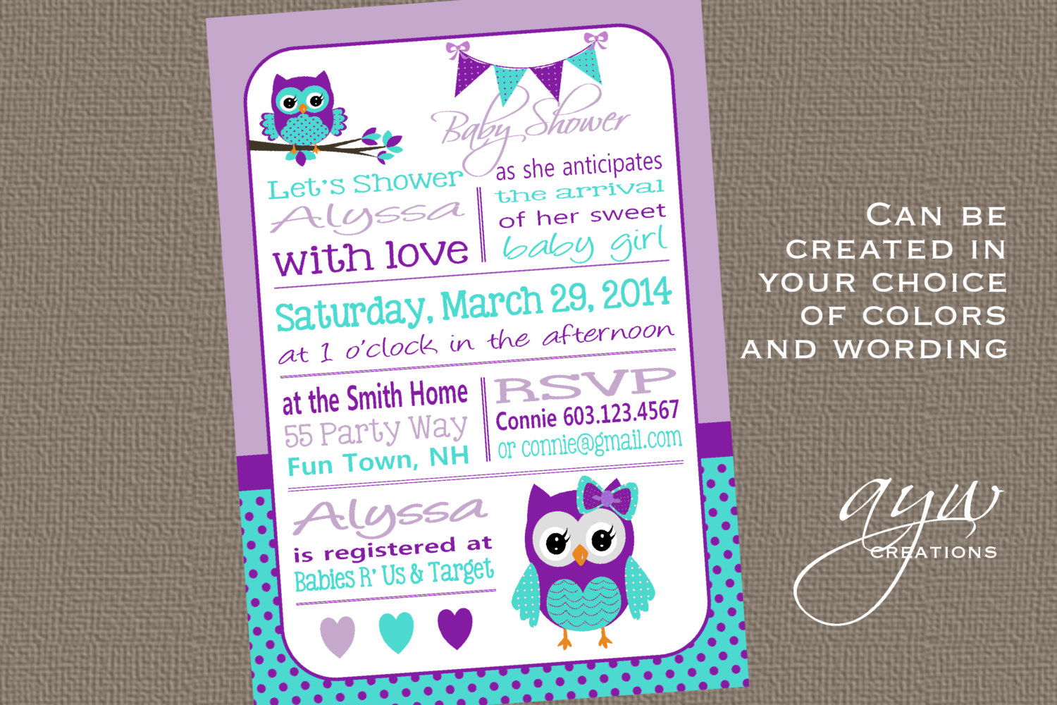 Owl Ba Shower Invitation Chevron Unique Owl Ba Shower Owl within sizing 1500 X 1000