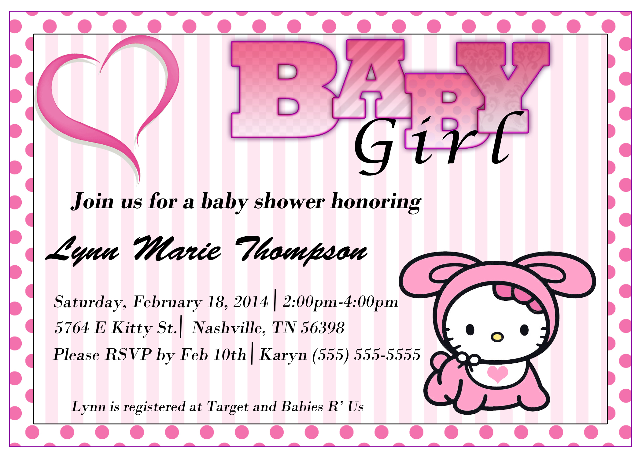 Party City Ba Shower Invitations Theruntime with regard to dimensions 2100 X 1500