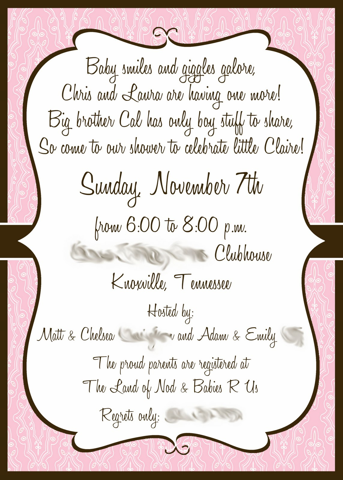Pictures Of Ba Shower Invitations Theruntime regarding sizing 1143 X 1600