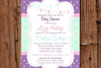 Pink And Brown Elephant Ba Shower Invitations Tags Ba Boy intended for sizing 1500 X 1500