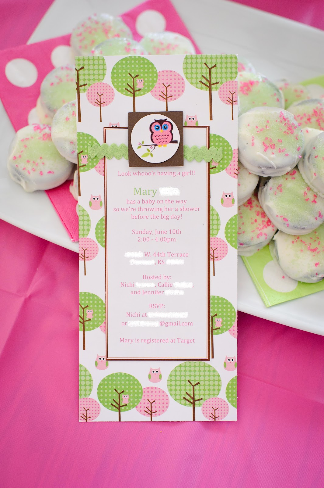 Michaels Crafts Baby Shower Invitations Showers Design
