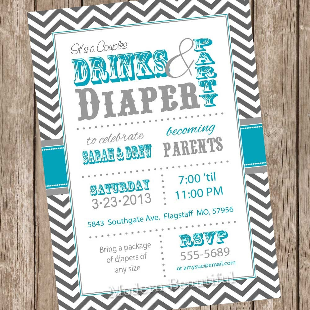 The Most Favorite Collection Of Funny Coed Ba Shower Invitations throughout measurements 1000 X 1000