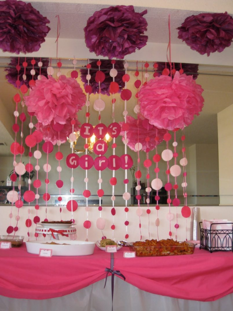 Themes Ba Shower Ba Shower Themes For A Girl 2015 With Ba regarding size 805 X 1073